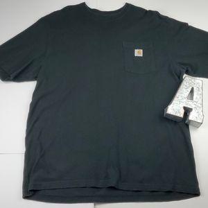 Carhartt Original Fit Pocket Crewneck Tee T-Shirt